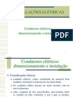 Instalacoes Eletricas Dimension Amen To de Condutores