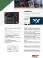 Finger007 Datasheet