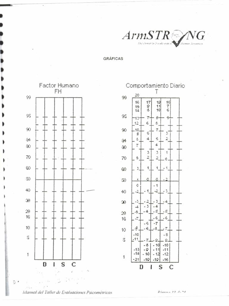Test cleaver manual y plantillas