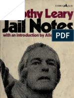 Timothy Leary Jail Notes