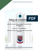 Estudio de Factibilidad Inmobiliario (Market Game).