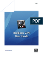 Reel Be an User Guide