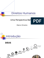 Direitos Humanos - Perspectiva Bahá'í
