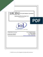 Clause 49 PCS Test Suite v1.0