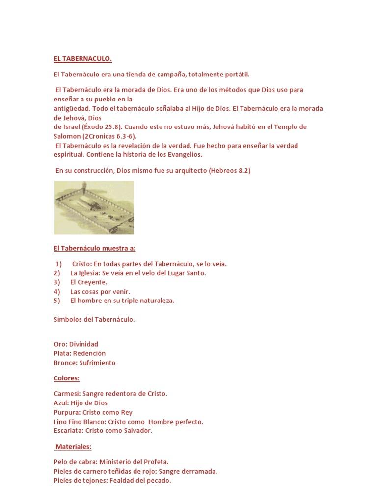 EL TABERNACULO.docx2