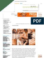 O Corpo Fora de Lugar - Prosa & Verso_ O Globo