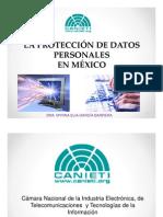 LEY DE PROTECCIÓN DE DATOS EN EMPRESAS DE TECNOLOGÍAS