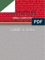 Aristoteles - Sobre a Alma