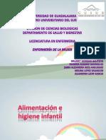 Higiene y Nutricion Infantil