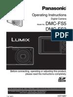 Panasonic LumixDMCFS5