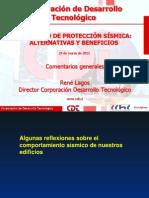 RLagos-Seminario Proteccion Sismica CDT