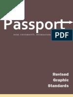 Passport Graphic Standards