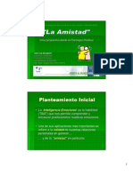 La Amistad PDF