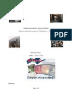 Branding and Analysis of Romania v1