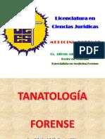 Clase 21.- Tanatologia  -  Agonología