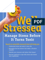 88924037 Well Stressed How You Can Manage Stress Before It Turns Toxic