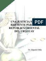 Trabajo Eficiencia Judicial Uruguay II