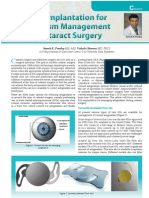 Pearls for Toric IOL Implantation During Cataract Surgery Dr Suresh K Pandey, SuVi Eye Institute & Lasik Laser Center, Kota India