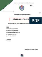 Sintesis Conectiva Version Definitiva