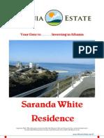 Albania Real Estate in Saranda - Saranda White Residence
