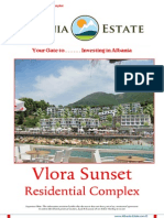 Albanian Real Estate for Sale - Vlora Sunset Residence