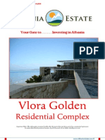 Albania Real Estate - Vlora Golden Residence