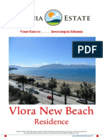 Albania Real Estate - Vlora New Beach