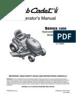 Array - ltx 1040 service manual   belt  mechanical    tractor  rh   scribd com