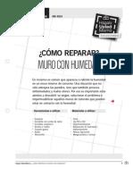 Mr-re01 Reparar Muro Humedad