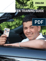 DMV Teen Parent Training Guide