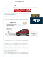 Carta Motor_ Regulagem dos Faróis