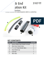 Power and End Termination Kit Installation Instructions