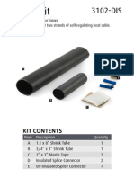 Splice Kit  Installation Instructions