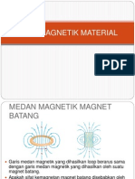 Sifat Magnetik Material