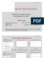 Convolution Examples