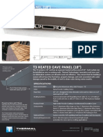 T3 Eave Panel Datasheet