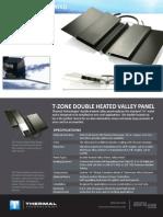 T Zone Valley Panel Datasheet