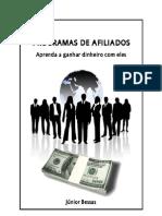 Programas de Afiliados - Aprenda a Ganhar Dinheiro Com Eles