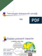 Tehnologije dostopovnih omrežij