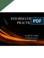 Information in Practice