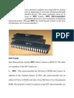 Micro Controller 8051