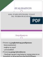 SOSYALISASYON