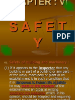 Chapter 6 Safety