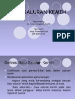 Urolithiasis Power