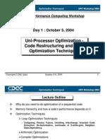 Day01 Hpc Wrkshp Compiler Opt