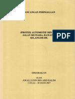 ETR Projek Automotif PDF