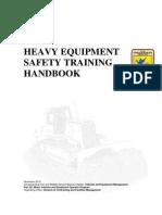 Heavy Equipment Safety Training Handbook