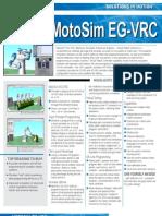 MotoSim EG VRC