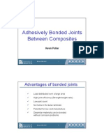 Bonded Joints Presentation