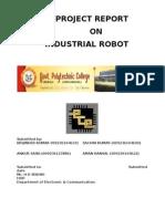 Robotic Arm ,,Bk